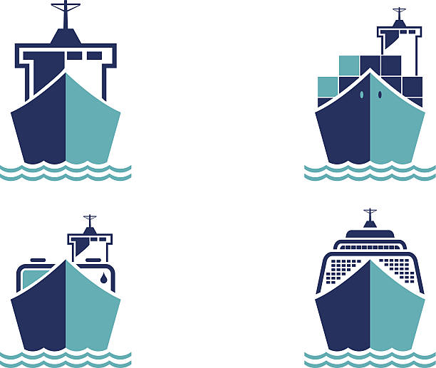 clipart container ship - photo #33