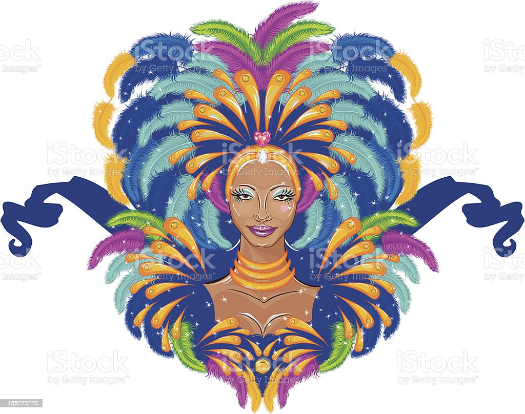 Carnival royalty-free stock vector art