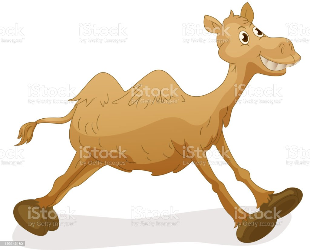 Cartoon animal royalty-free stock vector art