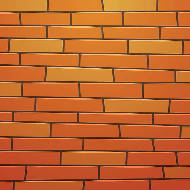 Cartoon Of Brick Texture Clip Art, Vector Images