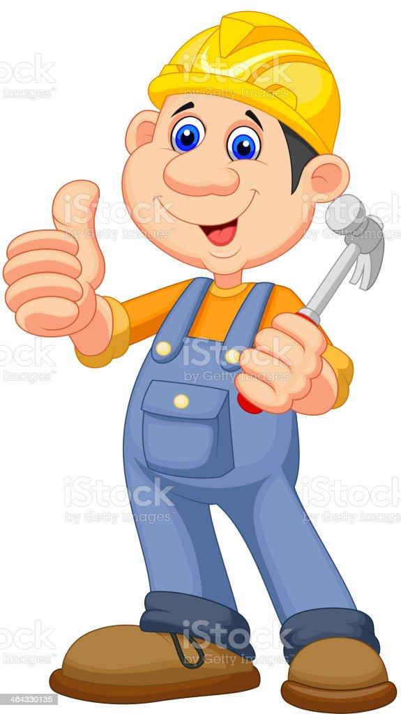 Construction Worker Craft