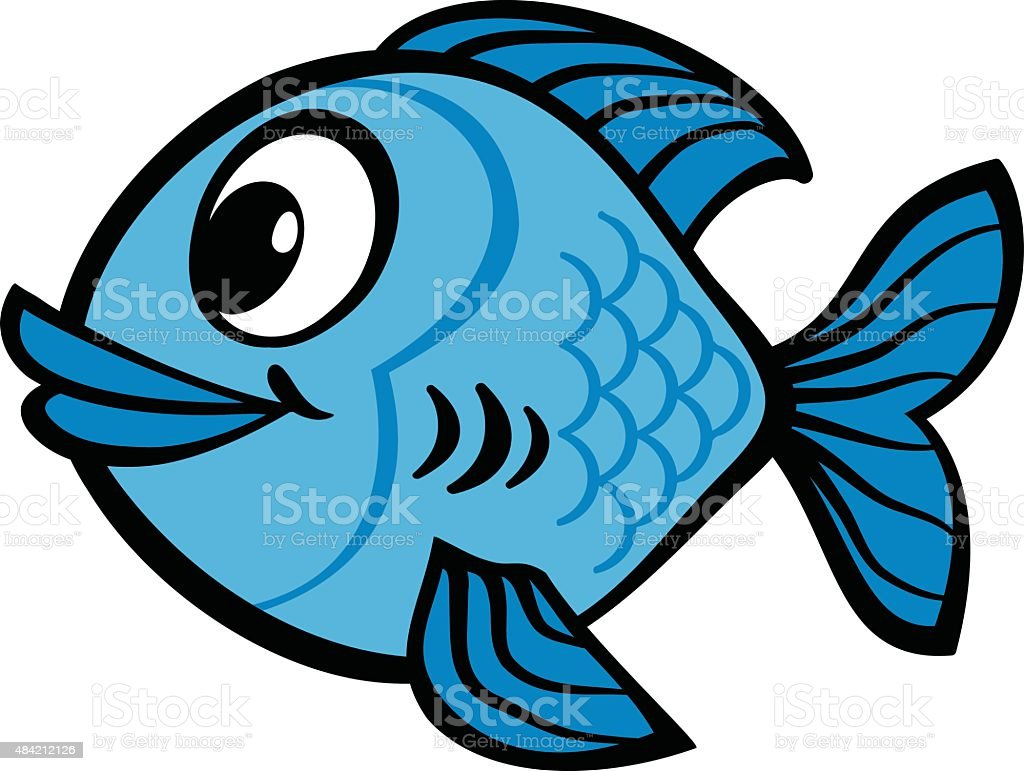 Cartoon Fish Stock Vector Art 484212126 Istock