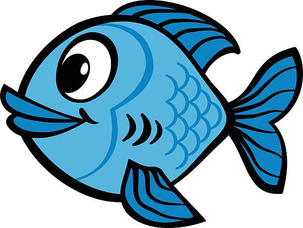 cartoon fish images clip art vector images illustrations istock