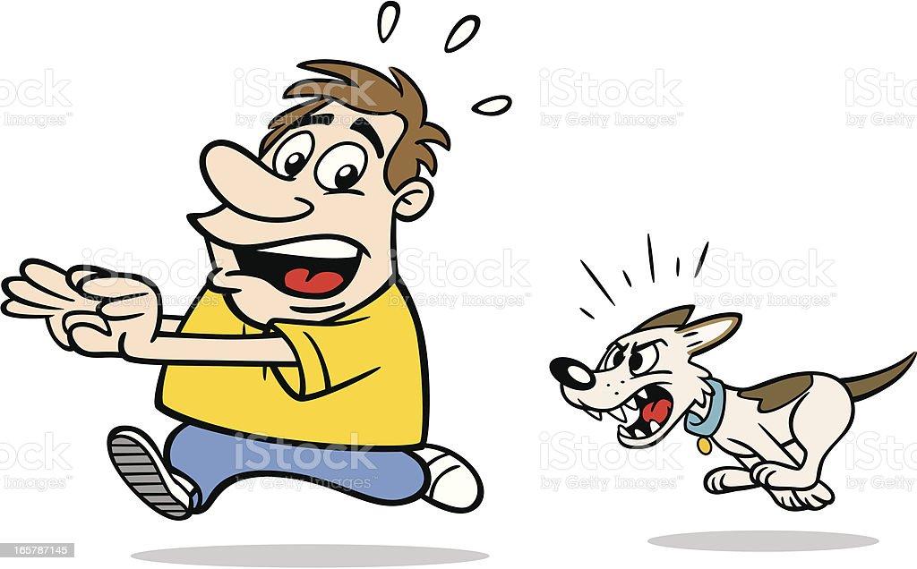 Dog Barks At Cat Cat Chases Dog