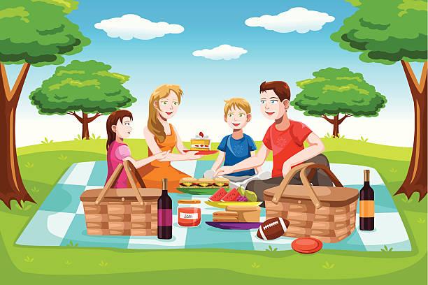 family picnic clipart - photo #38