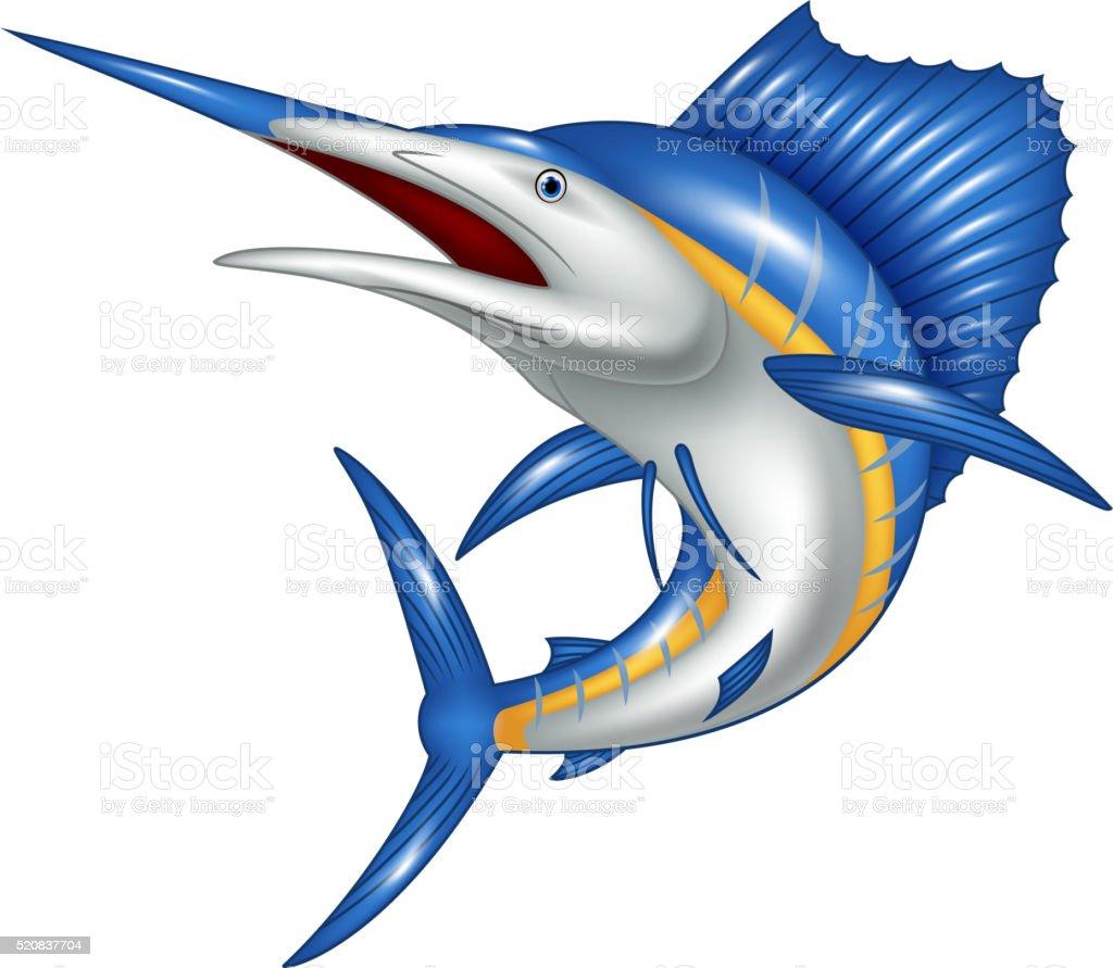swordfish clip art  vector images   illustrations istock swordfish clip art black and white Swordfish Clip Art Black and White