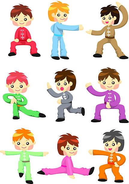Clip Art Of A Kung Fu Symbol Clip Art, Vector Images ...