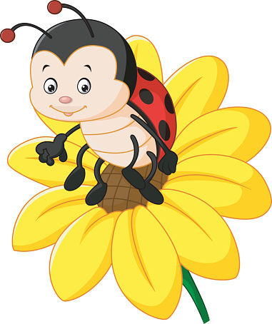 Smiling Sunflower Clip Art, Vector Images & Illustrations ...
