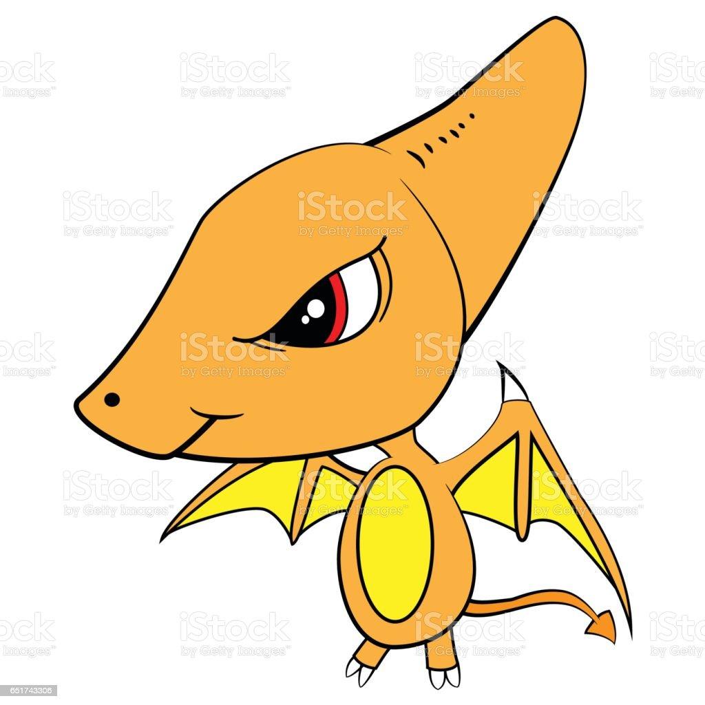pteranodon clip art vector images amp illustrations istock