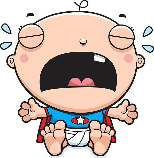 Baby Crying Clip Art Computer Graphic Clip Art, Vector Images ...