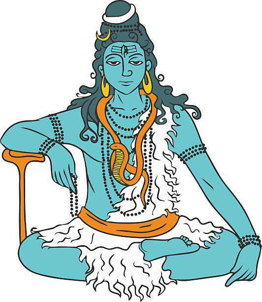 Shiva Clip Art, Vector Images & Illustrations