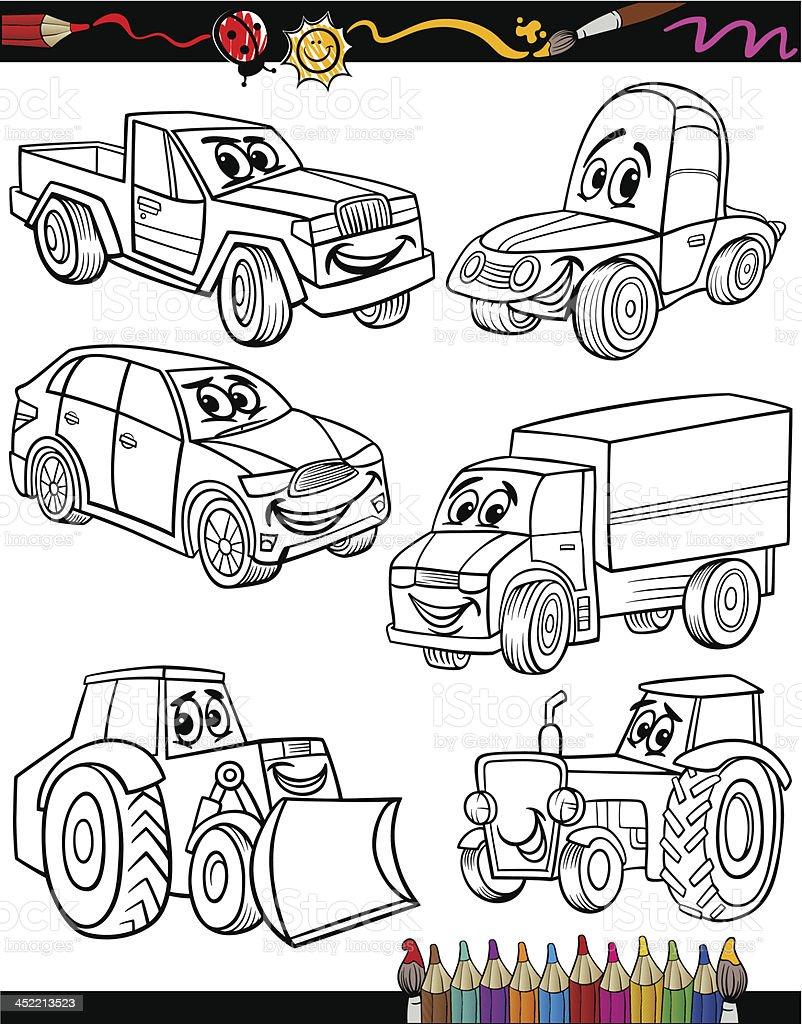 Раскраска машины мерседес все для детского сада