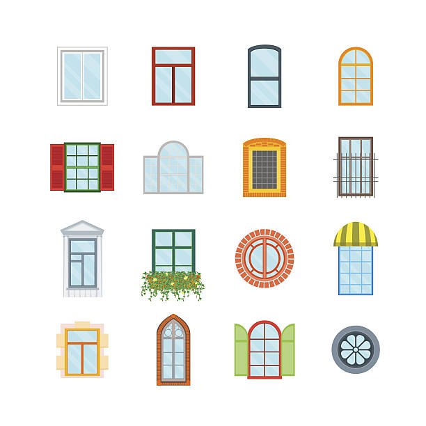 Window Sill Clip Art, Vector Images & Illustrations - iStock