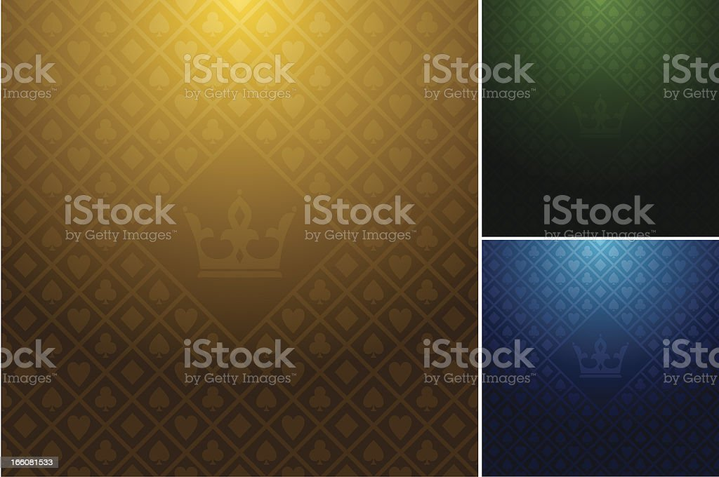 Casino Background vector art illustration
