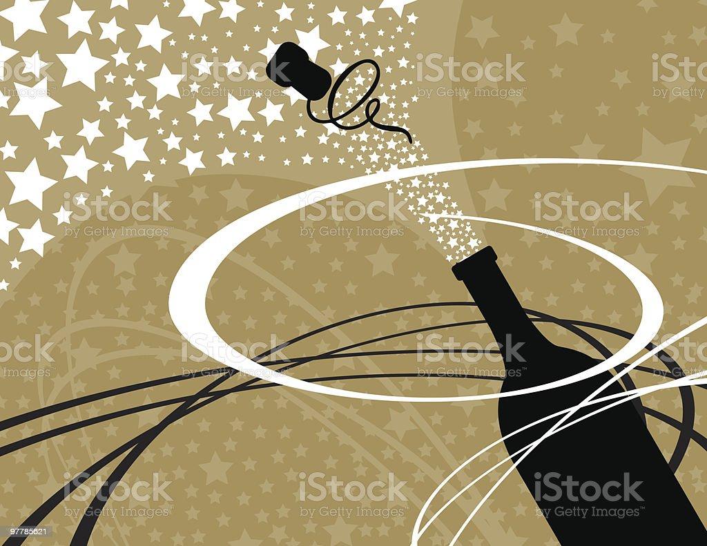 celebrating holidays! royalty-free stock vector art