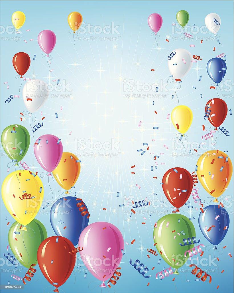 Celebration background royalty-free stock vector art