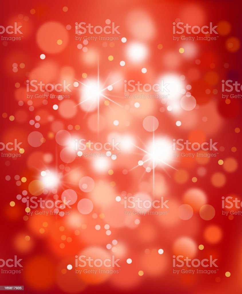 Celebration Background with Flashy Lights royalty-free stock vector art