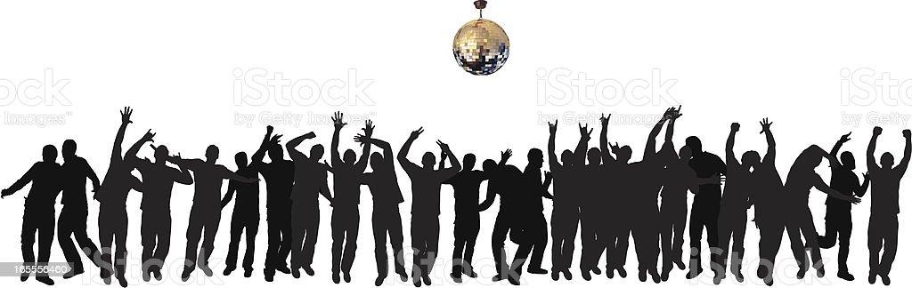 Celebration party royalty-free stock vector art