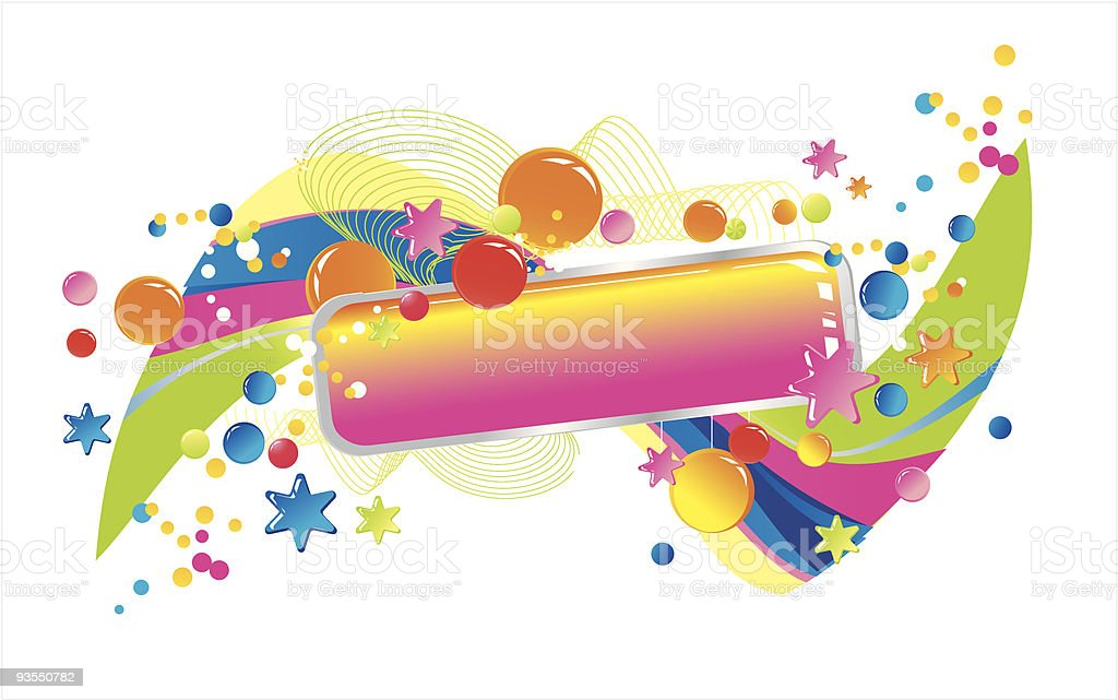 celebrations vector art illustration