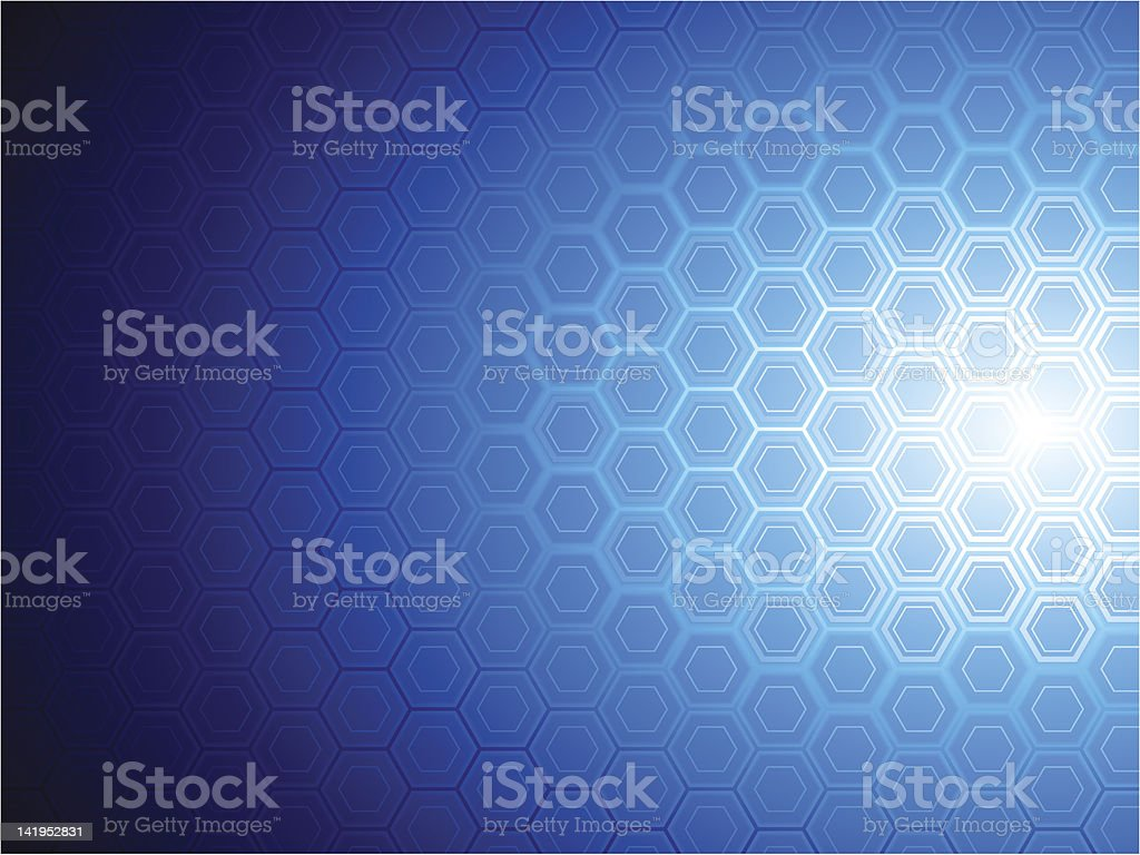 Cell background. royalty-free stock vector art