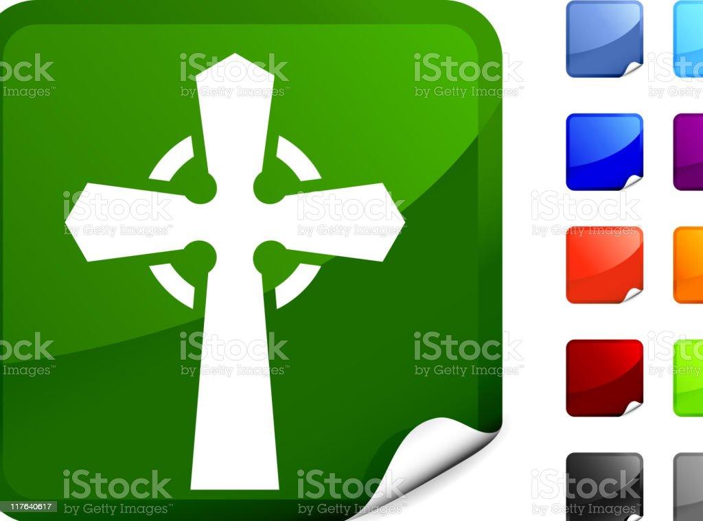 Celtic cross internet royalty free vector art royalty-free stock vector art