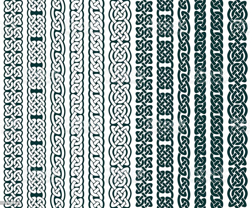 celtic knot clip art  vector images   illustrations istock knot clipart vector celtic knot clip art border