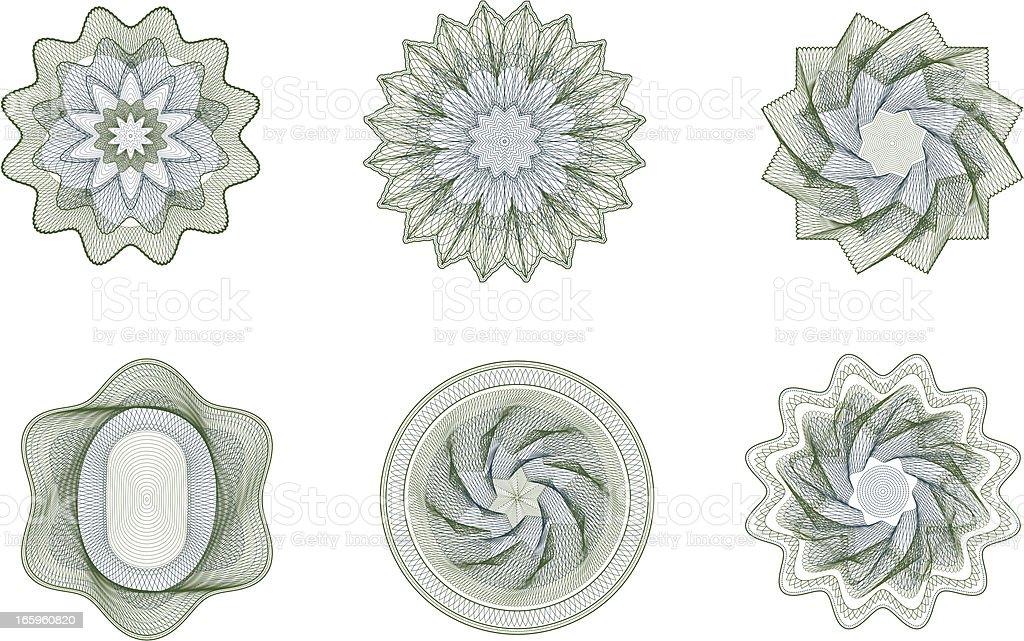 Certificate / Diploma illustrations royalty-free stock vector art