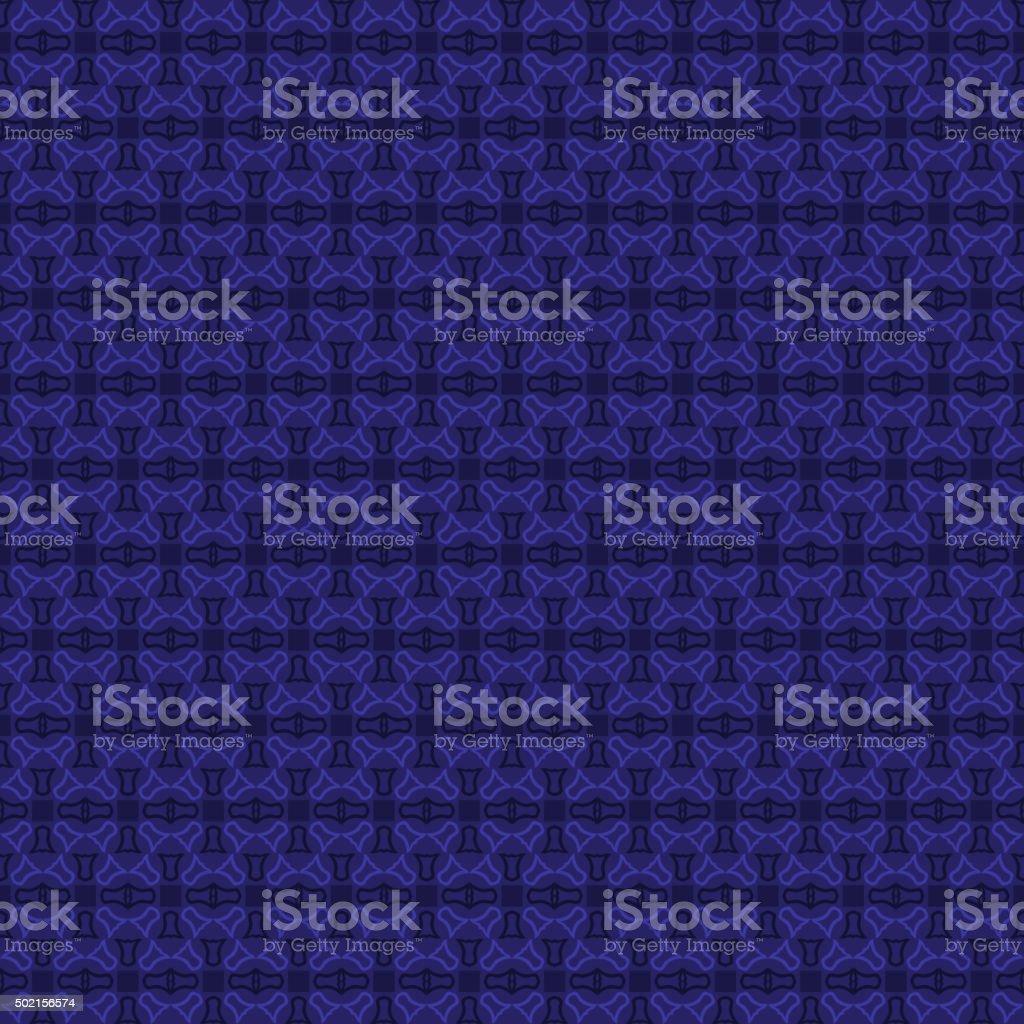 Chain mail pattern vector art illustration