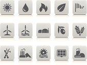 Change Energy Icon Set