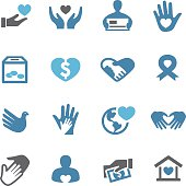 Charity Icons - Conc Series