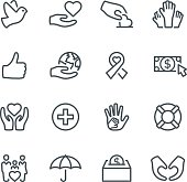 Charity Icons