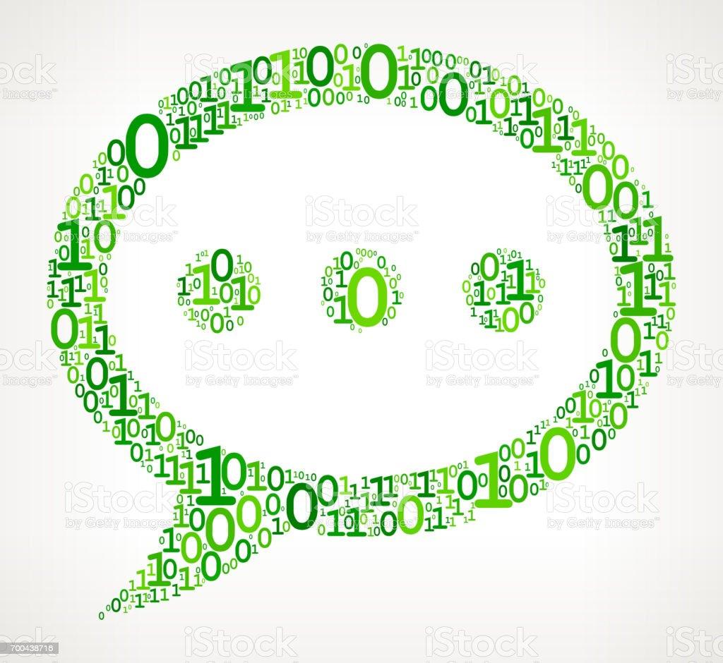 Resultado de imagem para chat binario