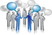 chat community
