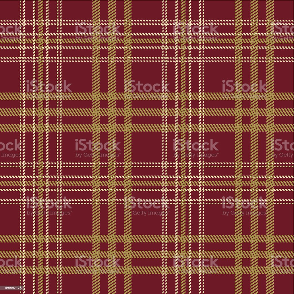 Checked pattern royalty-free stock vector art