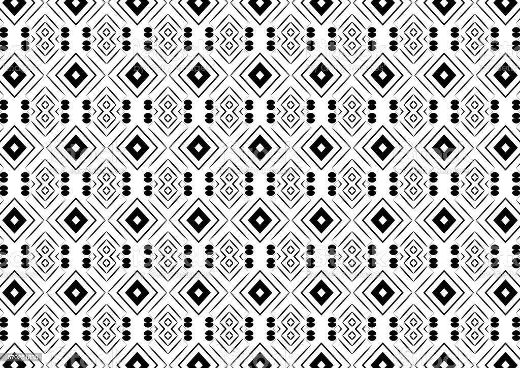 Checked seamless pattern background vector art illustration