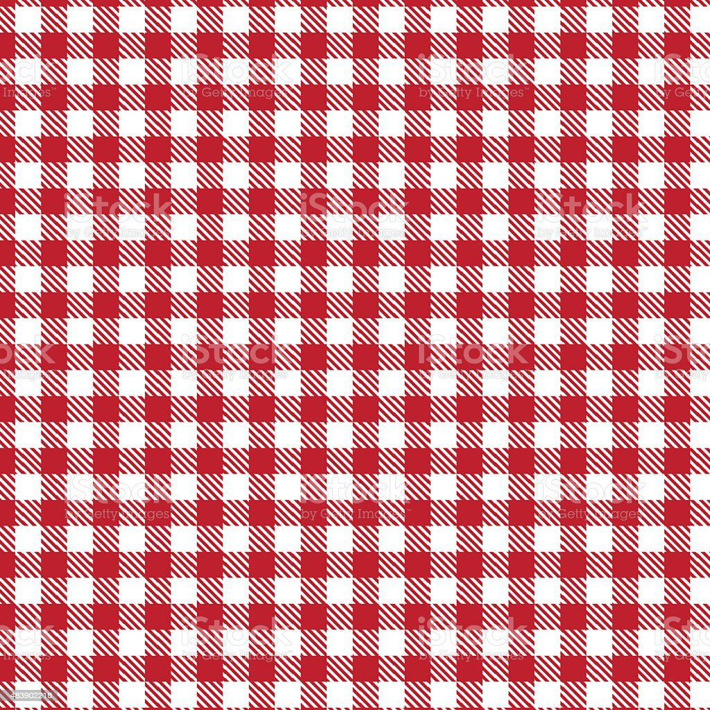 Checkered pattern. vector art illustration