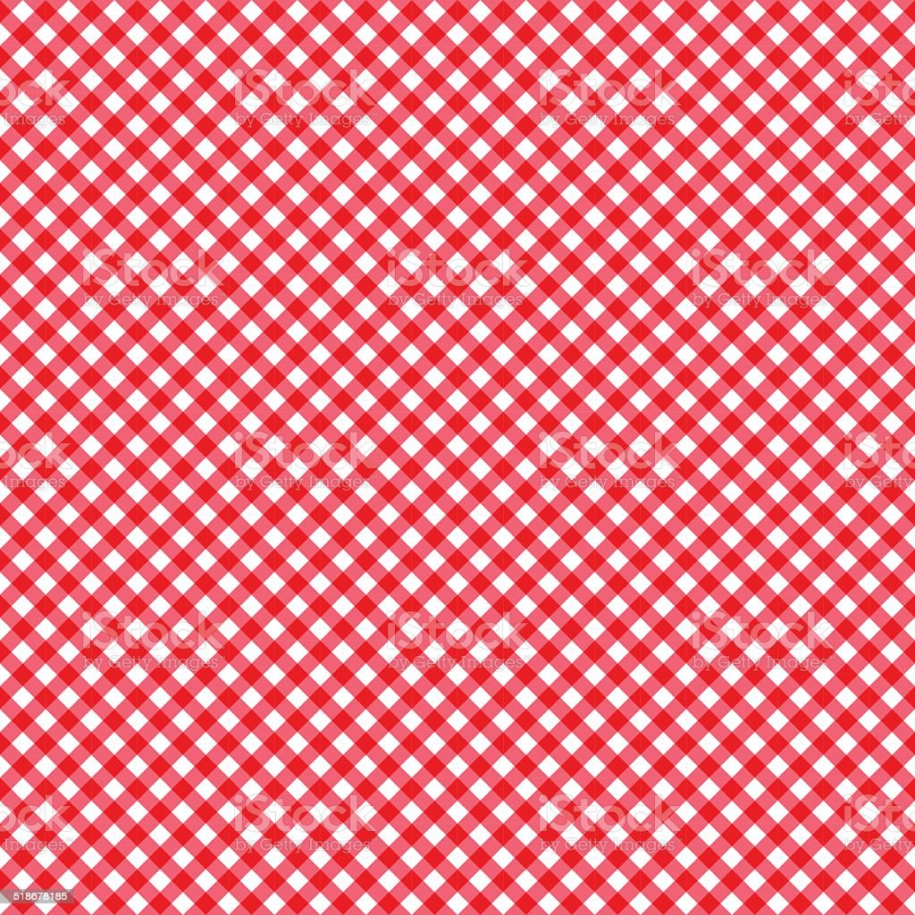 checkered red and white abstract seamless pattern eps10 vector art illustration