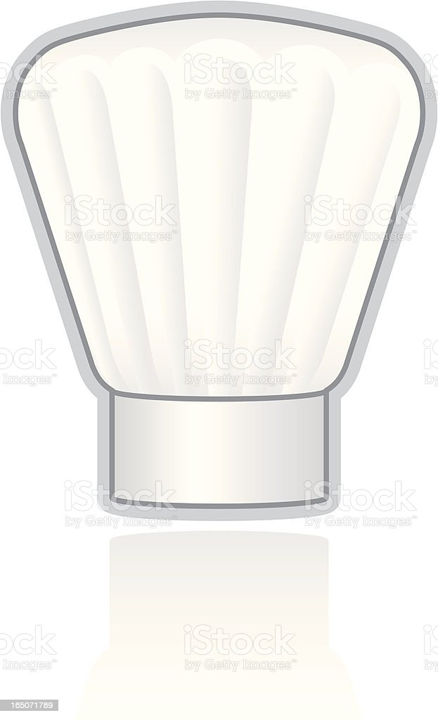 Chef's Hat royalty-free stock vector art