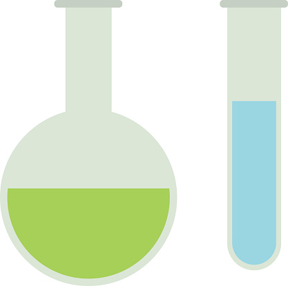 Test Tube Clip Art, Vector Images & Illustrations - iStock