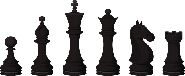 Chess Pieces Bishop Clip Art