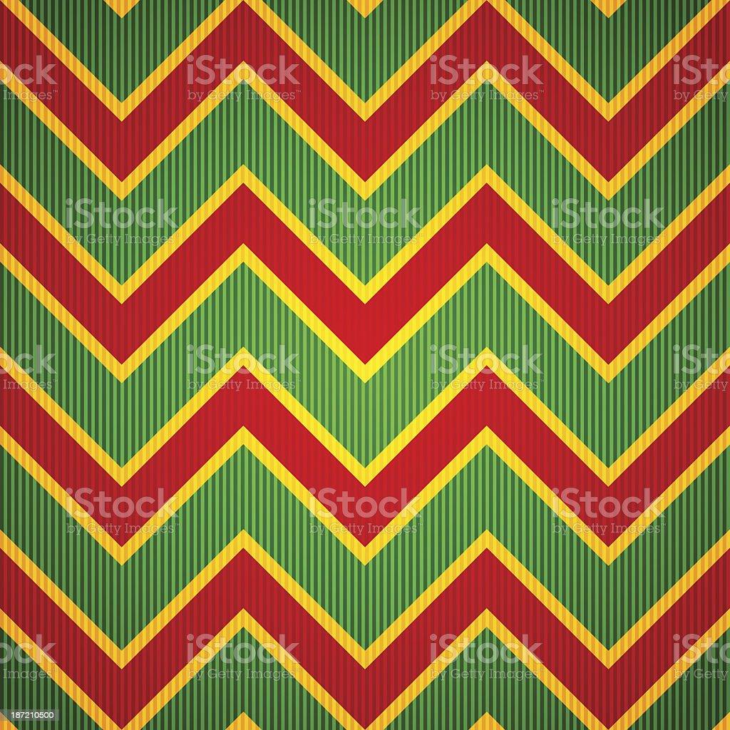 Chevron pattern royalty-free stock vector art
