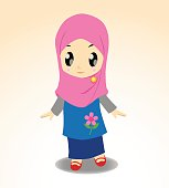 Chibi Hijab