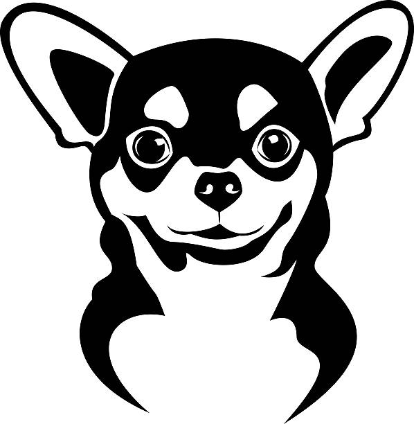 chihuahua dog clipart - photo #15