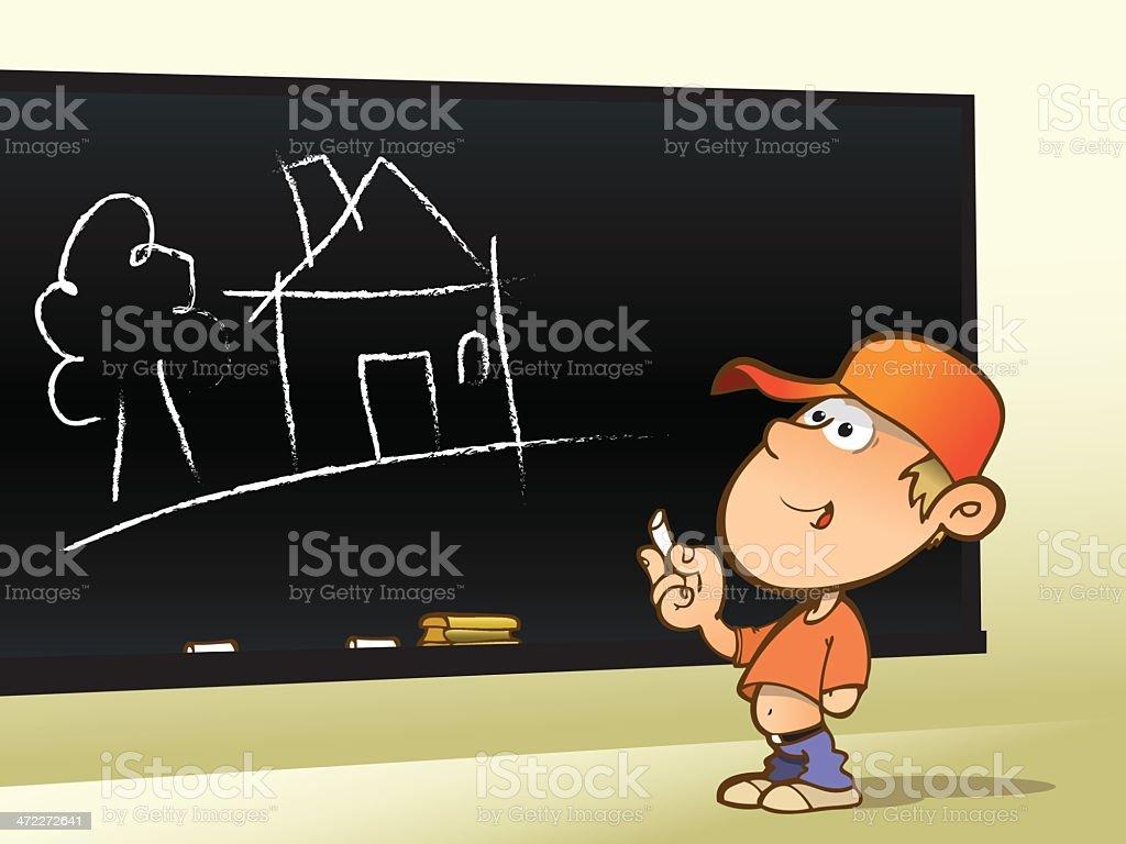 Schultafel mit schwamm clipart  Schwamm Schule Vektorgrafiken und Illustrationen - iStock