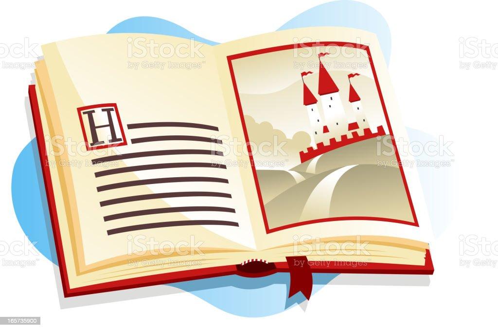 Children Books royalty-free stock vector art