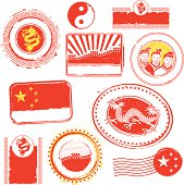 China Rubber Stamps