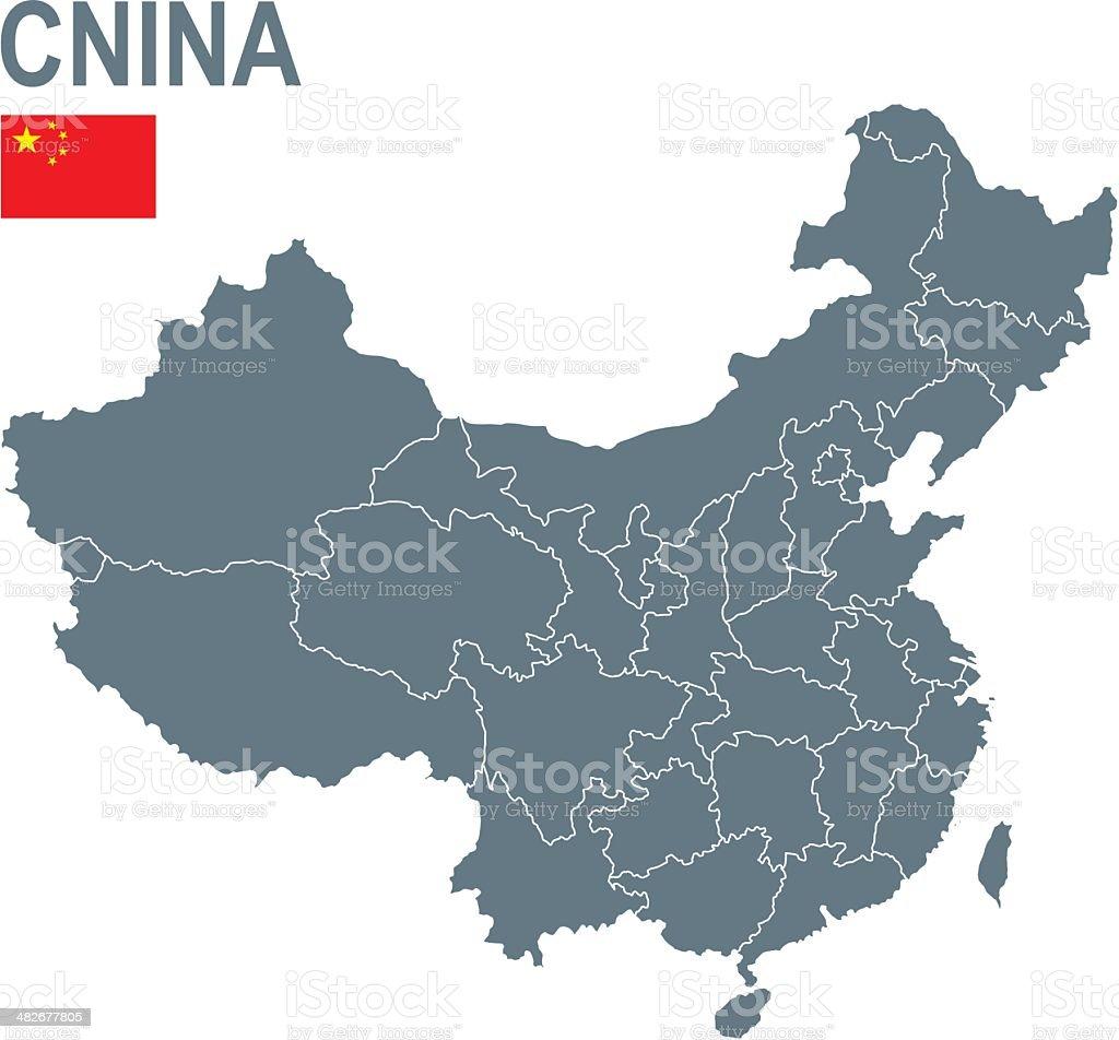 China royalty-free stock vector art