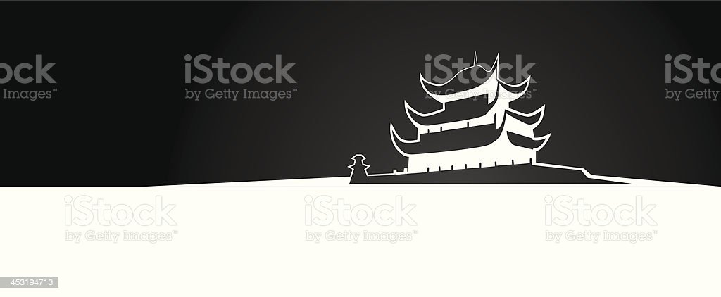 Chinese Culture royalty-free stock vector art