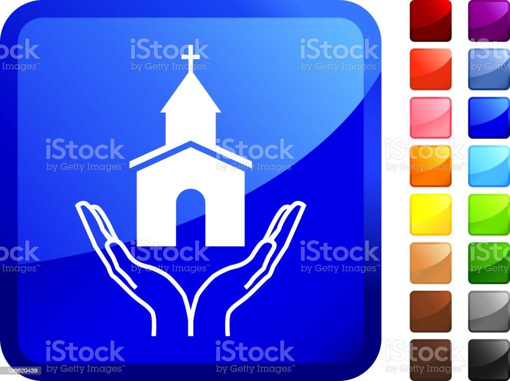Christian church internet royalty free vector art royalty-free stock vector art