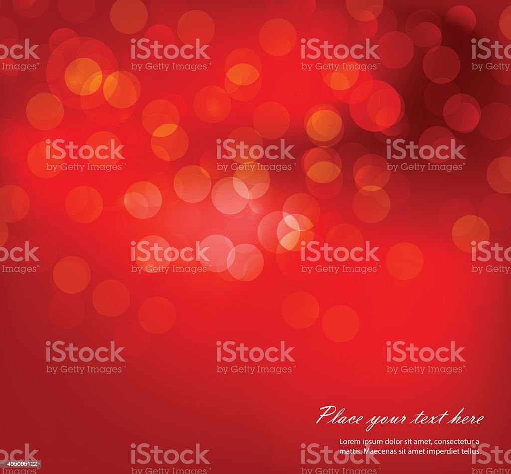 Christmas and New Year greeting card. Vector illustration. background vector art illustration